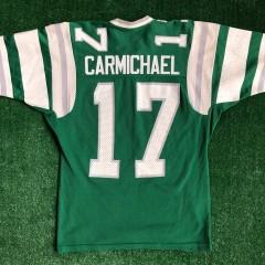 80's Harold Carmicheal Philadelphia Eagles Sandknit NFL Jersey Size Medium