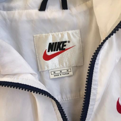 vintage 90's Nike AIR jacket size medium uptempo