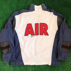 vintage 90's Nike AIR jacket size medium uptempo