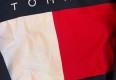 vintage 90's tommy hilfiger reversible jacket size XL big flag