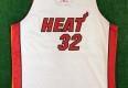 2006 Shaq Miami Heat Authentic Reebok NBA Finals Jersey size 48