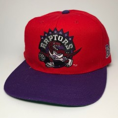 90's Toronto Raptors Sports Specialties NBA Snapback Hat