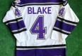vintage 90's Rob Blake Los Angeles Kings Authentic CCM NHL Jersey Size 48