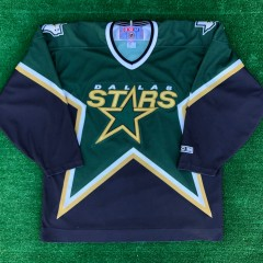 vintage 90's Dallas Stars CCM nhl jersey size XL