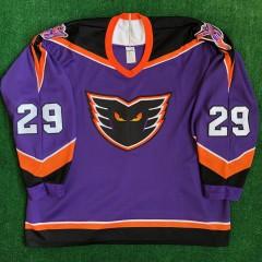 90s Frank Bialowas The Animal Philadelphia Phantoms bauer ahl jersey size XL
