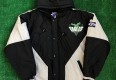 vintage 90's Philadelphia Eagles Logo 7 NFL jacket size Large