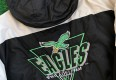 old school style philadelphia eagles jacket
