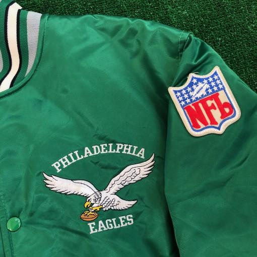 vintage philadelphia eagles starter jacket