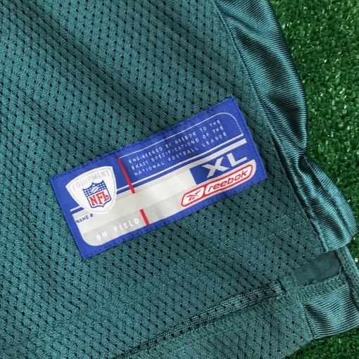 00's AJ Feely philadelphia eagles reebok nfl jersey size XL