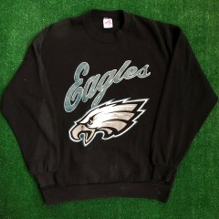 90's philadelphia eagles 1996 nfl crewneck sweatshirt size XL