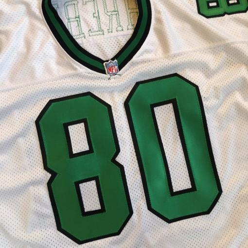 1995 wayne chrebet new york jets authentic champion nfl jersey size 48