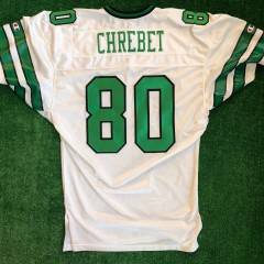1995 wayne chrebet new york jets authentic champion nfl jersey size 48