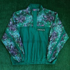 vintage 90's philadelphia eagles apex one track suit size l xl