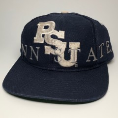 vintage 90's Penn state nittany lions the game ncaa snapback hat