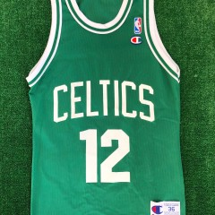 1994 Dominique Wilkins Boston Celtics Champion NBA Jersey Size 36