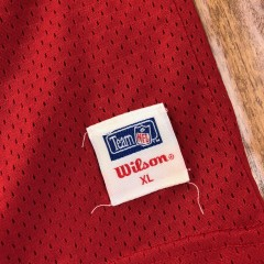 90's Steve Young San Francisco 49ers Wilson NFL Jersey Size XL