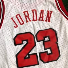 1984 Michael Jordan Chicago Bulls Nike NBA Swingman Jersey Size XXL