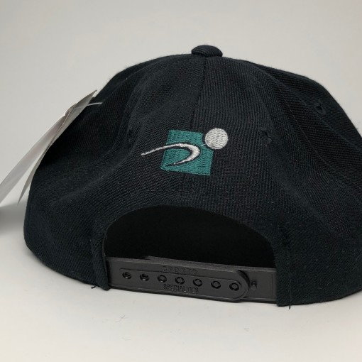 1996 Philadelphia Eagles Sports Specialties Script 2.0 NFL Snapback Hat