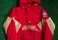 90's San Francisco 49ers Starter Pullover NFL Jacket Size Medium