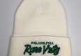 "Rare Vntg ""Philadelphia"" City Series Cuffed Knit Beanie Hat"