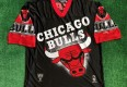90's Chicago Bulls Nutmeg NBA Football Jersey Size XL