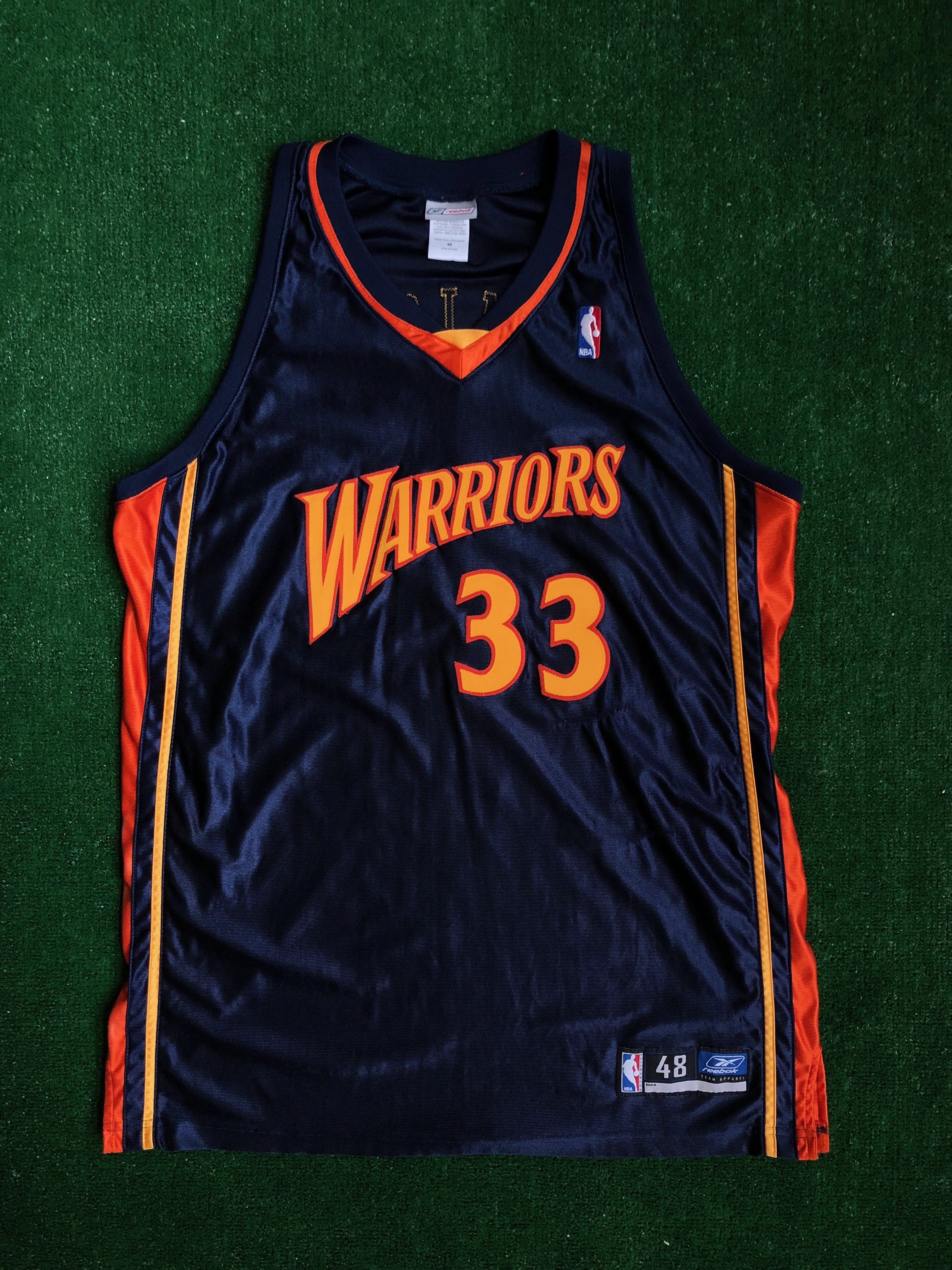 golden state warriors authentic jersey